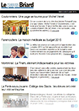Newsletter Le Pays Briard